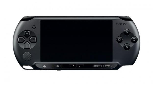 PSP E-1000 - přední strana