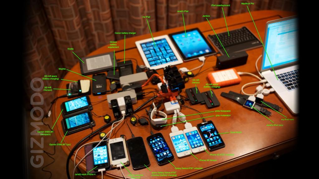 Steve Wozniak není zrovna troškař co se týče elektrotechnických pomůcek